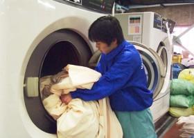 Dịch vụ giặt rèm cửa uy tín chất lượng cao